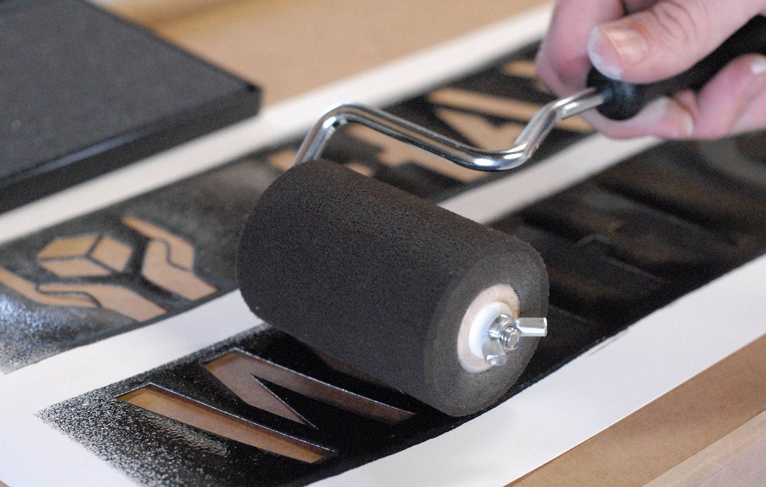 Stencil Rollers